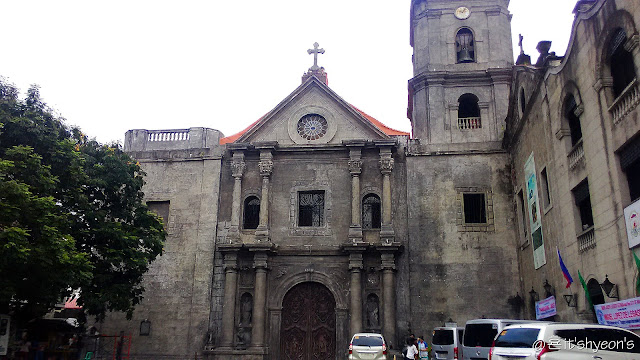 San Agustin Church; Getaway to Manila; Philippines