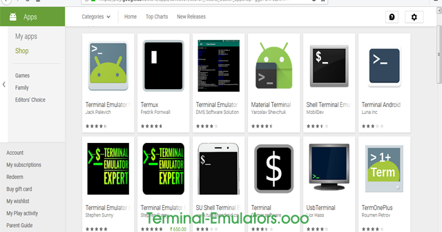 what is a terminal emulator used for
