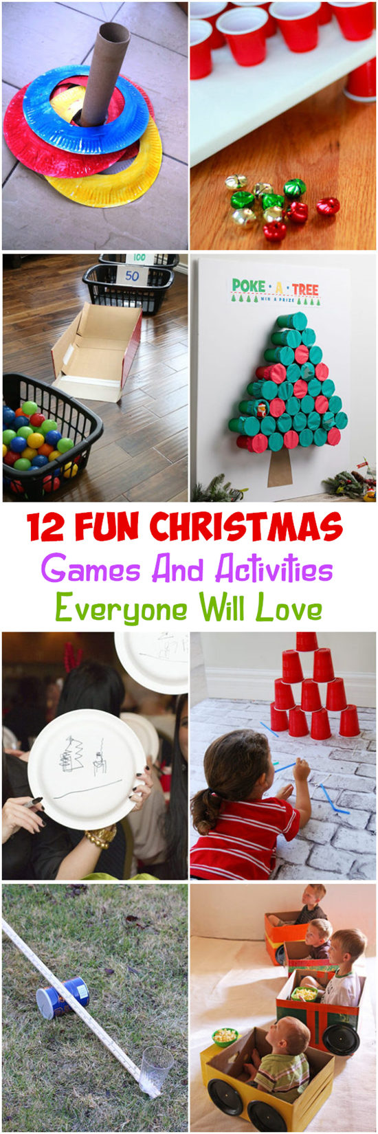 12 Fun Christmas Games And Activities Everyone Will Love