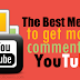 Buy YouTube Comments For $1 [Guaranteed Service]