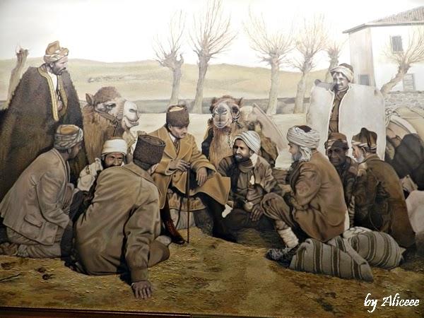 pictura-turcia-mausoleul-lui-ataturk