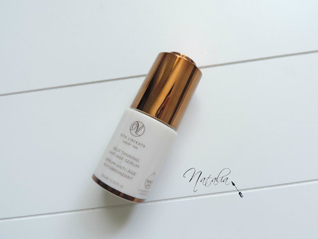 Self Tanning Anti Age Serum VITA LIBERATA | Beauty