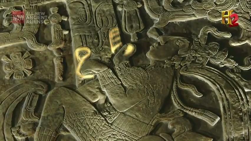 Alien Explorations: Ancient Aliens season 1, episode 4