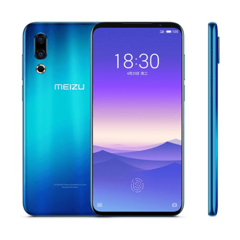 Meizu releases 16s flagship with Snapdragon 855
