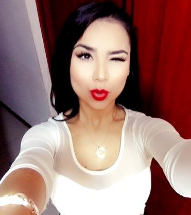 Selfie de Pilar Gasca