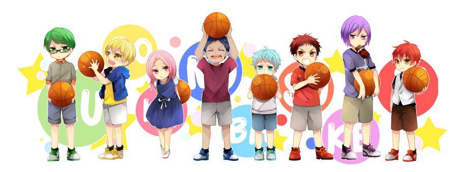Kuroko no Basket NG-shuu Arabic
