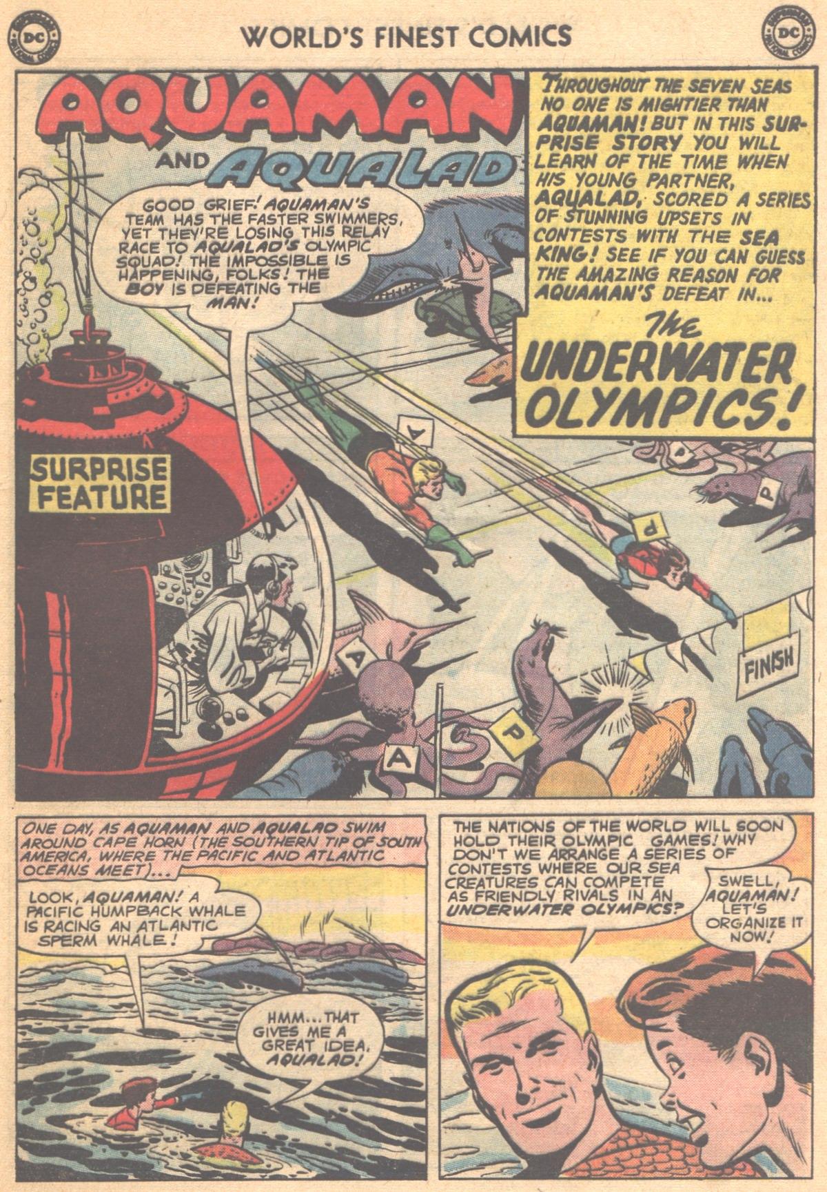 Read online World's Finest Comics comic -  Issue #147 - 25
