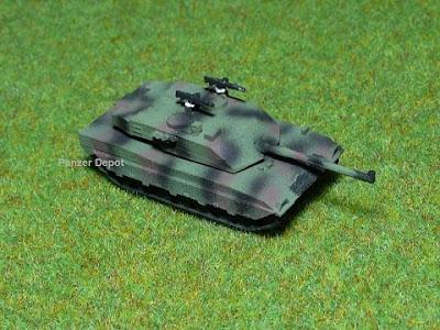 C1 Ariete Tank