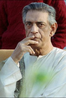 Satyajit Ray. Director of Pather Panchali