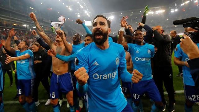 Liga Europa: Marseille ke Final Liga Europa Setelah Jalani Laga 120 Menit