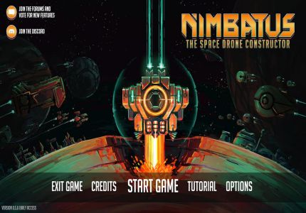 Nimbatus the Space Drone Constructor Free Download For PC