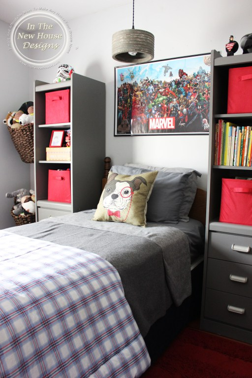 industrial big boy bedroom reveal at in the new house designs