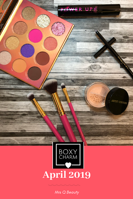 Boxycharm April 2019 Unboxing (Peace, Love and Boxy) Canadian Subscriber