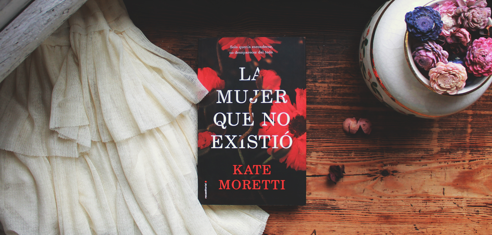 La mujer que no existió · Kate Moretti