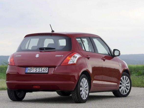 Latest Auto And Cars Swift New Car 2011