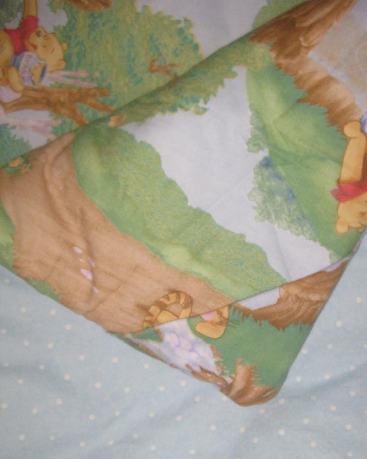 finest selection 4d9f3 b3b05 A little Donnerwetter: Homemade Travel Crib Mattress Pad