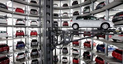 10 από τα πιο απίθανα γκαράζ αυτοκινήτων στον κόσμο