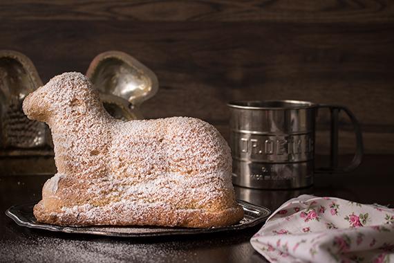 Biskuit Lamm