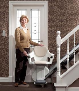 HomeGlide - krzesełko schodowe w niskiej cenie