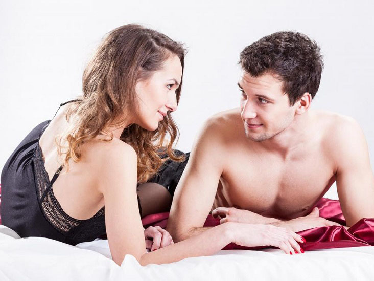 Seks santai pasangan muda 2