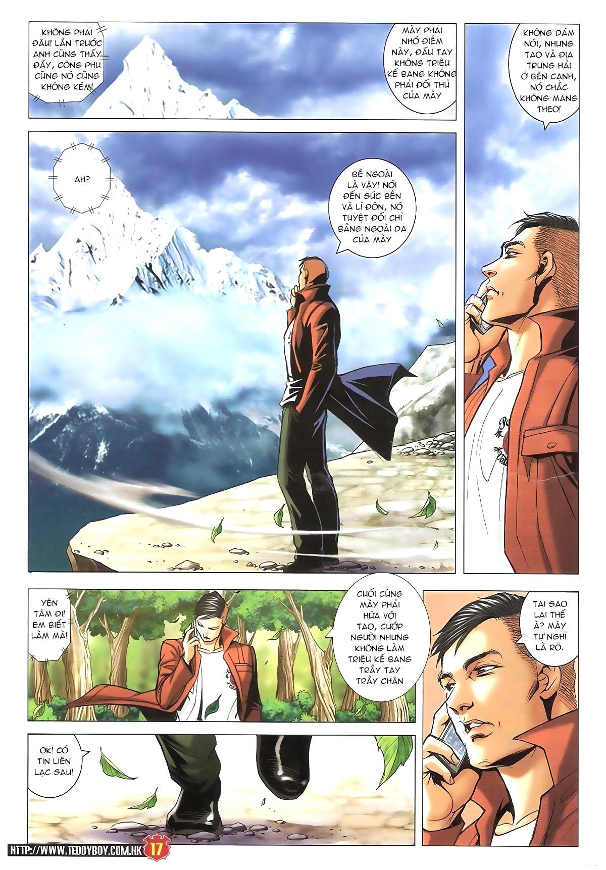Người Trong Giang Hồ - Chapter 1612: Thần nhân tương ngộ - Pic 14