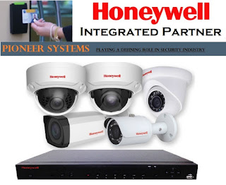 New peformance Honeywell ip cameras
