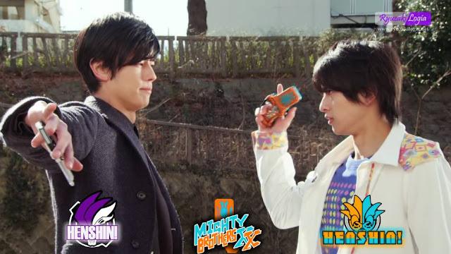Download Kamen Rider Ex-Aid Episode 21 Subtitle Indonesia
