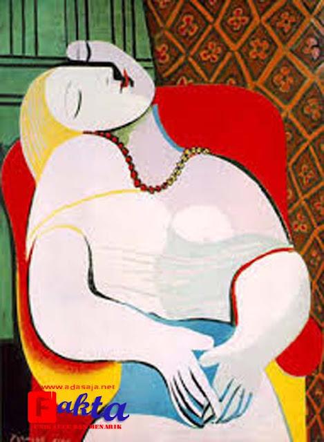 lukisan le reve lukisan paling mahal di dunia