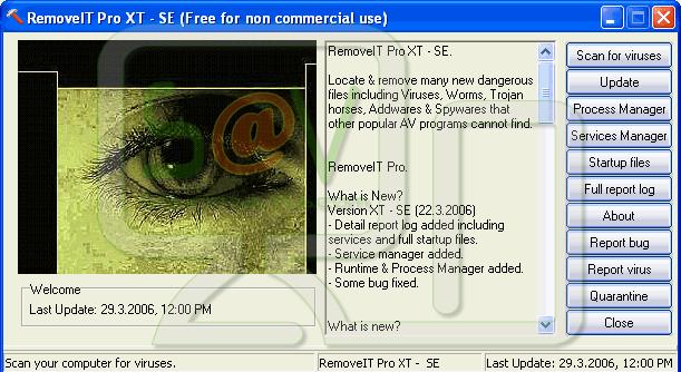 RemoveIT Pro (Falso anti-malware)