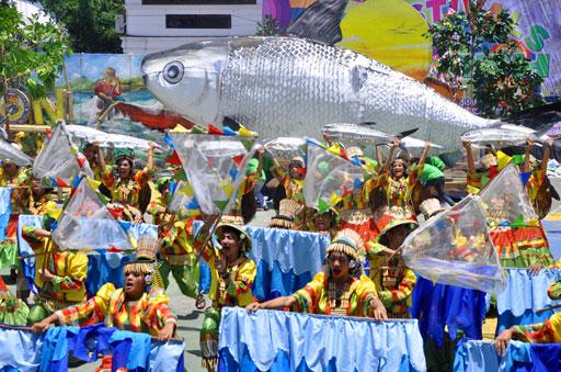 Bangus Festival in Dagupan, Pangasinan