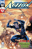 DC Renascimento: Action Comics #999