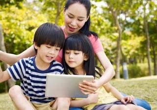 apa dampak baik positif anak pakai gadget