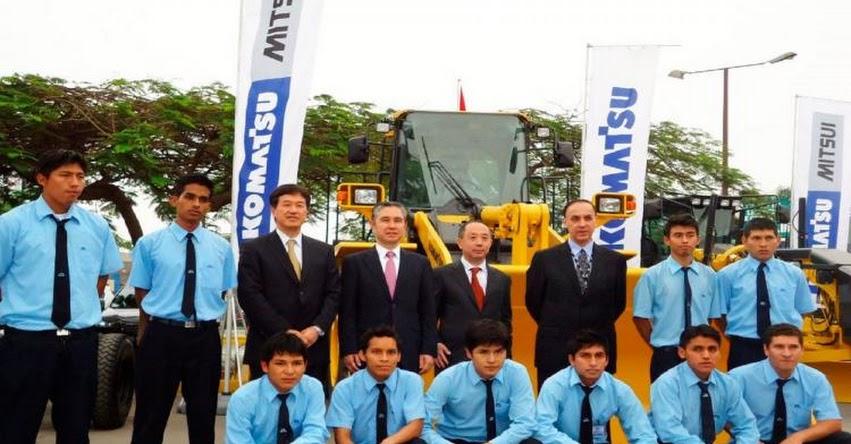 Más de 300 estudiantes del SENATI se benefician con becas financiadas por empresa de Japón