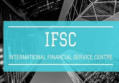 International Financial Services Center Authority Bill
