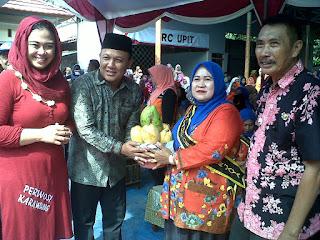 Bupati dan Wakil Bupati Resmikan Bunda PAUD Kecamatan Tempuran