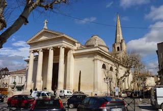 Colegiata de St Martin, Saint-Remy de Provence.