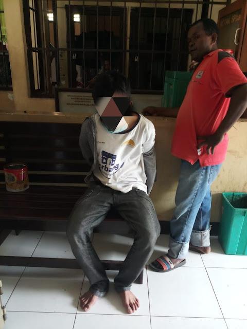 Pemuda Ini Terekam CCTV Maling Kotak Amal Masjid