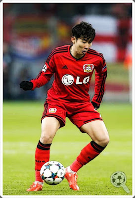 Son Bayer Leverkusen