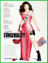 Miss Congeniality (Miss Simpatía) (2000) | 3gp/Mp4/DVDRip Latino HD Mega