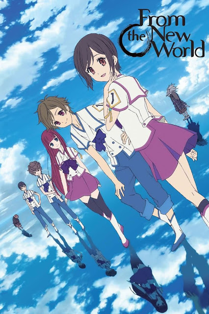 Shinsekai yori – Review