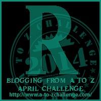 #atozchallenge archanaonline.com alphabet R