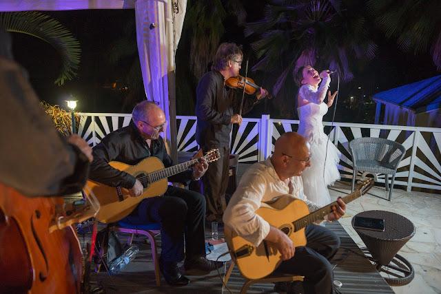 mariage réception Eden Palm Guadeloupe Sainte-Anne
