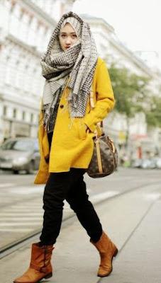Baju Muslim Casual Dian Pelangi10