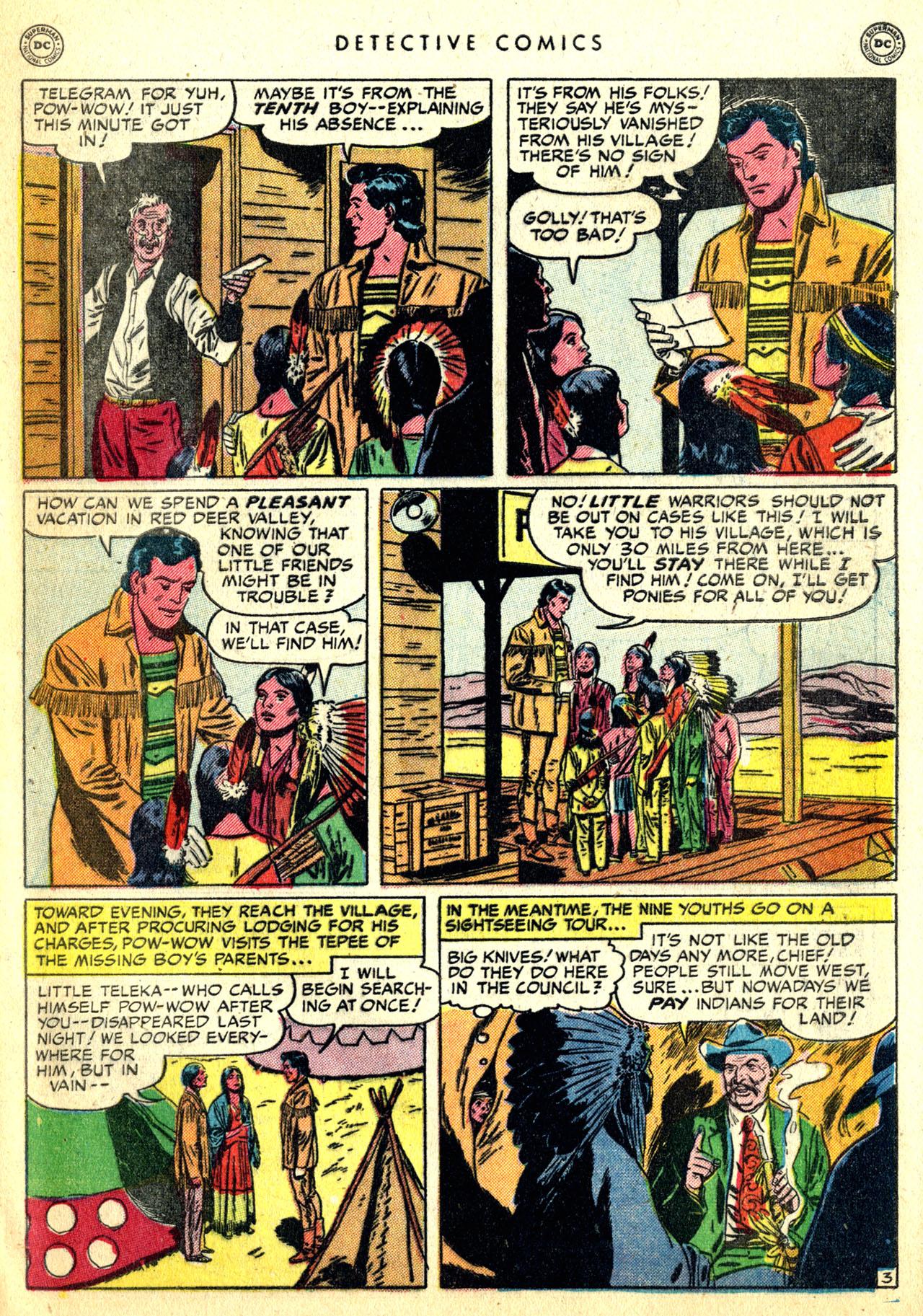Read online Detective Comics (1937) comic -  Issue #168 - 43