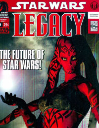 Legacy comics wars pdf star