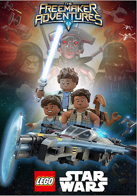 LEGO Star Wars The Freemaker Adventures (TV Series) S02 DVD R1 NTSC Latino