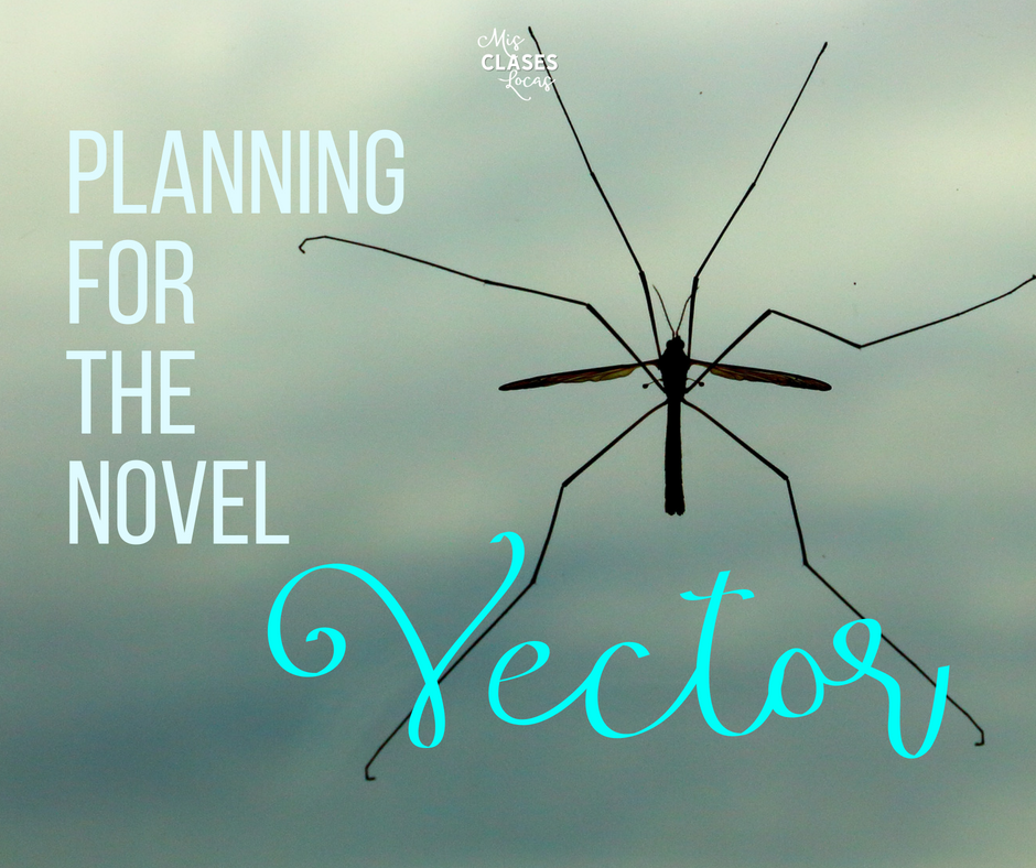 Resources for teaching the novel Vector