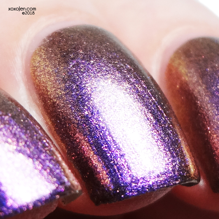 xoxoJen's swatch of Girly Bits The Day Shift