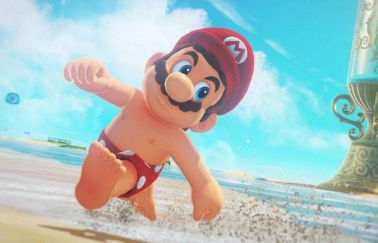Nintendo Switch: Mario Odyssey