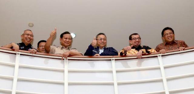 Bahas Kontelasi Politik Nasional, Tiga Partai Ini Kumpul di Markas PKS